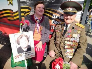 Владимирцев,   отметивших 100-летний юбилей, становится  больше!