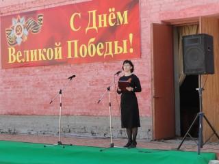 Праздничные мероприятия  на территории муниципального образования Брызгаловское 7, 8, 9, 10  мая 2016 г.