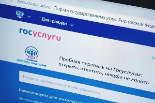 Шансом пройти первую цифровую перепись населения воспользовалось 0,5 процента владимирцев